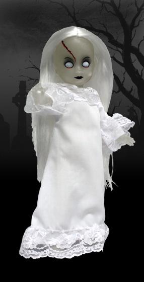 LIVING Dead Dolls-Bianco Posey - 16th ANNIVERSARIO Bambola.