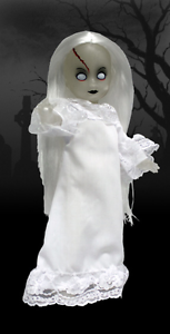 Living Dead Dolls - White Posey - 16th Anniversary Doll.