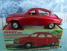1/43  Dinky Saab 96