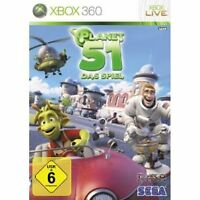 Planet 51, Xbox360, Neu/ovp, Microsoft Xbox 360