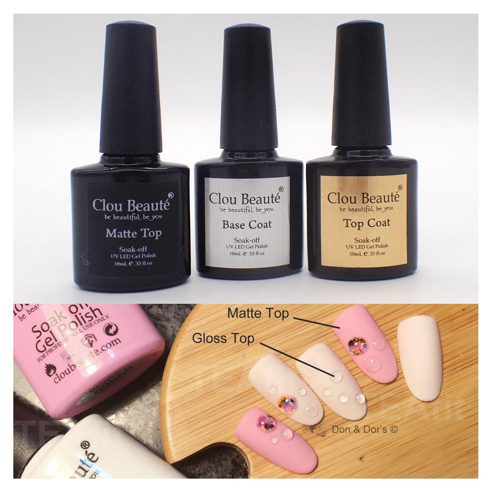 MSHARE 10ml New Design Soak Off Color Nail Gel Polish Nude