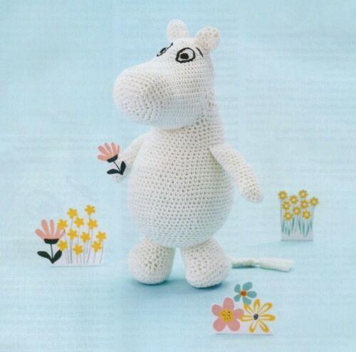 Crochet Pattern Amigurumi Moo Cow Toy 0613