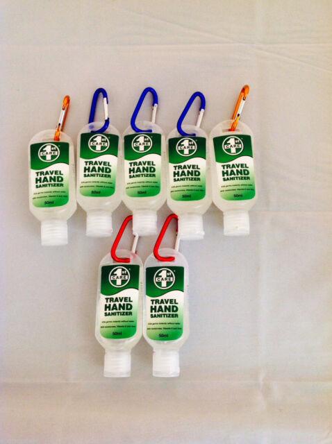 7x Hands Sanitizer Antibacterial Aloe VE