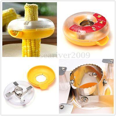 Corn Kernels Threshing Stripping Device Stripper Thresher Peeler Kitchen Tools