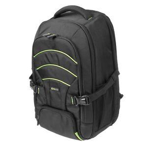Evecase Professional Large DSLR SLR Camera/Laptop Case Bag ...