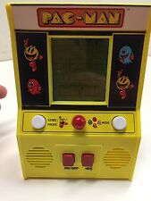 Bandai Namco Pac Man Mini Arcade Video Game Hand Held 09521