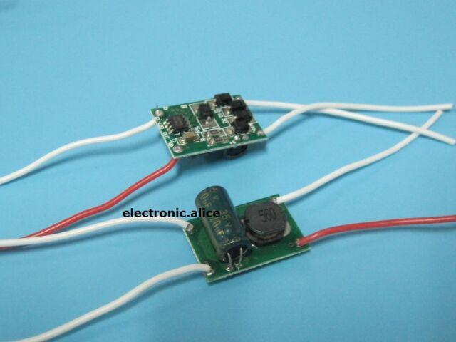 1 pcs 10W 12V - 24V DC LED Constant Current Driver Power 900mA High Power LED