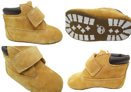Zapatos Bootie 3 Tamaño Correa Nuevos 5 Marrón 0 Timberland Bebé Cuna bebés Botas Trigo Oferta 1500f4