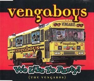 Vengaboys-Maxi-CD-We-Like-To-Party-The-Vengabus-Europe-M-M