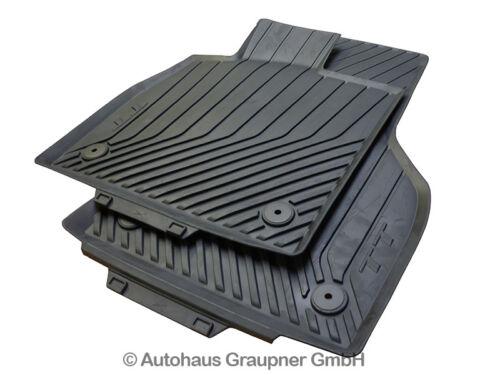 Audi gummifussmatten TT 8 S Avant En Caoutchouc Tapis De Caoutchouc Allwettermatten 8s1061501 041