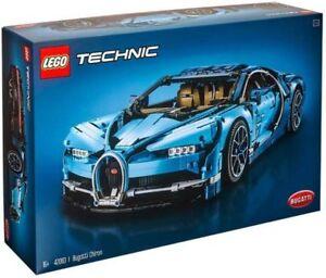 Lego Technic Bugatti Chiron (42083) 5702016116977