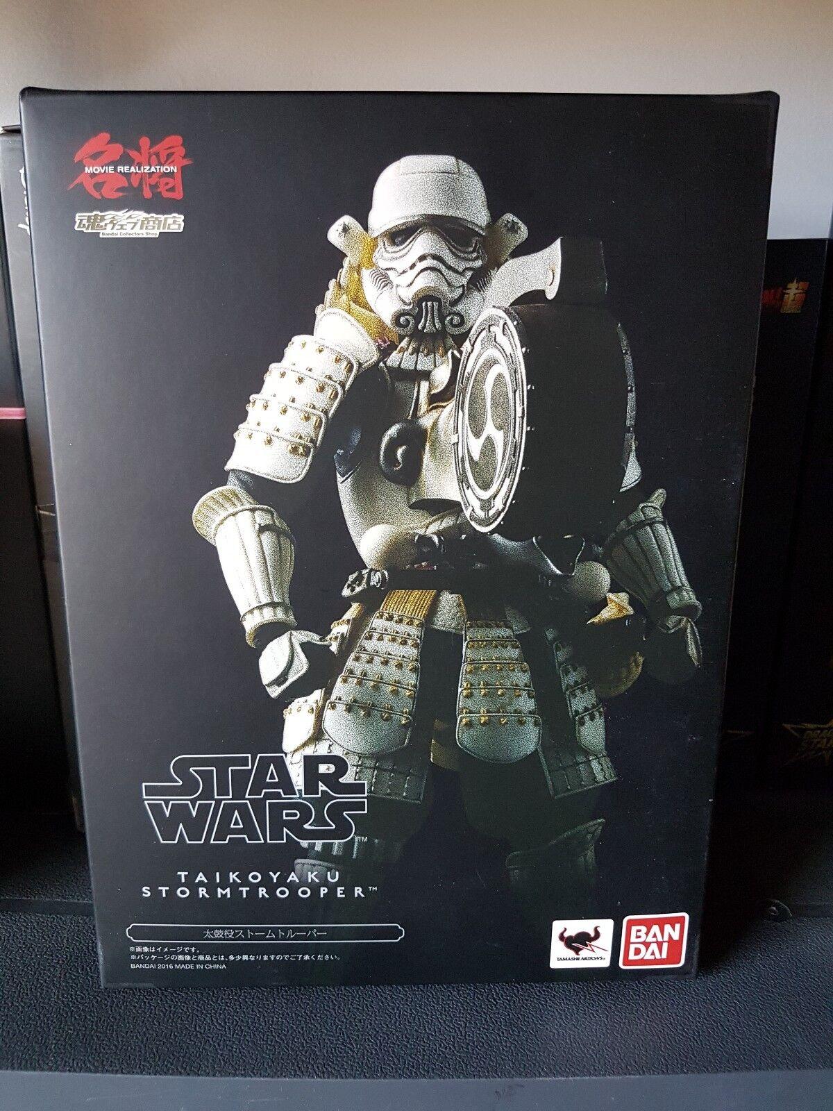 Bandai Star Wars Movie Realization Taikoyaku Stormtrooper