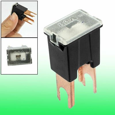 8Pcs Gray Auto Car 2 Terminal Push-in Type Male PAL Link Fuse DC 32V 120A