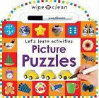 Picture Puzzles by Roger Priddy (Board book, 2014)