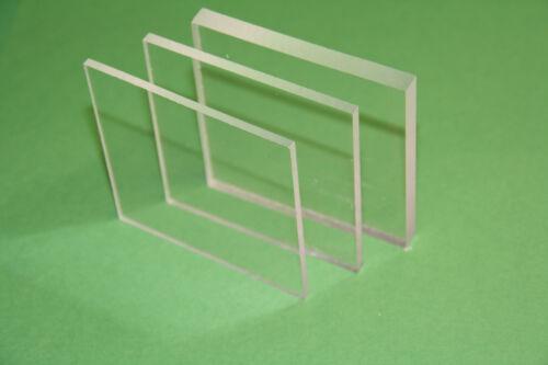 PLEXIGLAS® XT klar 6 mm Stärke Acrylglas Zuschnitt 74,99€//m²