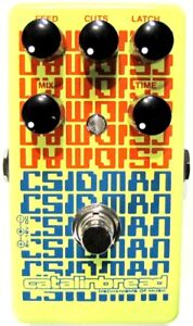 Used Catalinbread CSIDMAN Stutter Glitch Delay Guitar Effects Pedal