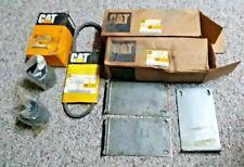 Lot Caterpillar Parts 950f Series 2 Decals V Belt Screen A Metal Brackets Hoses