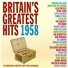 Various Artists - Britain's Greatest Hits 1958 (2013)
