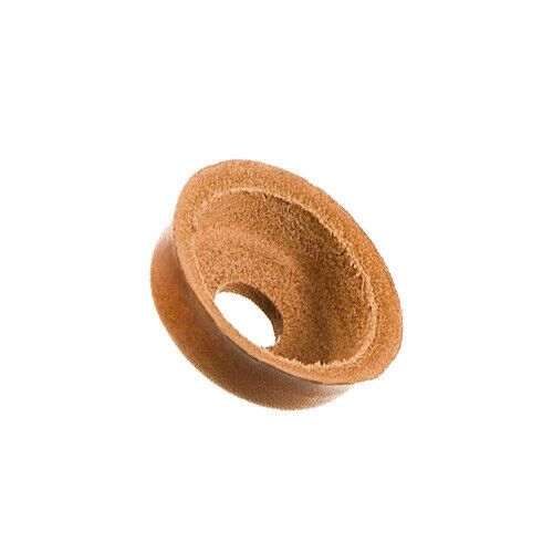 Silca 73.1 Leather Washer Plunger Seal for PISTA STEEL Floor Pump Made in Italy