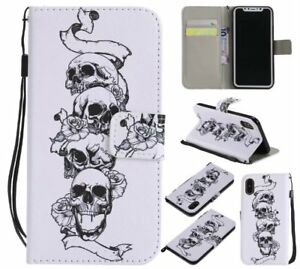 wallet-Leather-case-cover-with-strap-for-iphone-X-8-7-LG-Huawei-Samsung-Note-8