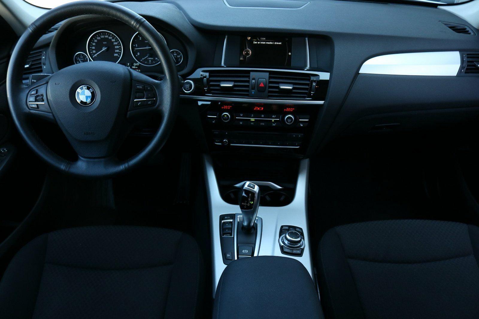 BMW X3 xDrive30d aut.