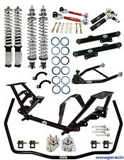 QA1 Drag Racing Level 2 Suspension Kit - Fits 1990-1993 Ford Mustang,Fox Body *