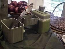Yugoslavian Mess Kit / KFS AND Swiss M71 Emergency Cooker NEW- 2-ITEMS-A MUST