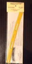 "Tracksetta  OOT60. Track Laying Tool 60"" Radius. 1524mm. OO Gauge."