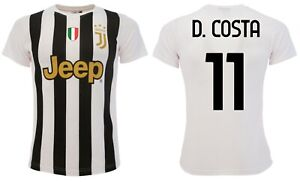 Dettagli su Maglia Douglas Costa Juventus 2021 Juve ufficiale Home D. Costa Home Bianconera