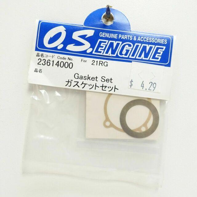 OS.15 CV RX GASKET SET NIP