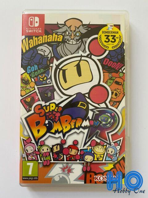 Super Bomberman - Nintendo Switch - Comme NEUF