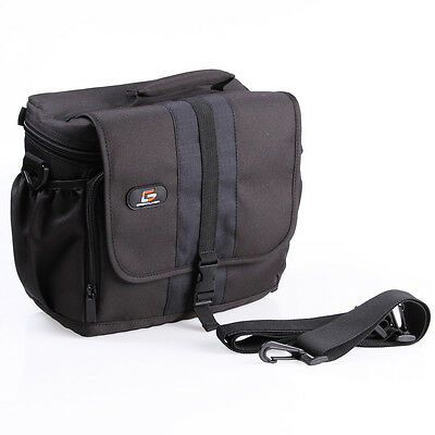 Universal SLR DSLR Camera Shoulder Case Bag for Canon Sony Nikon Pentax Olympus