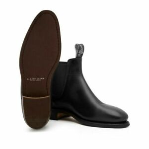 R. M. Williams Ladies Adelaide Rubber Sole Boot - Only $520 (RRP $595)