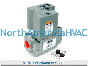 lennox armstrong honeywell furnace gas valve 28m95 28m9501 image is loading lennox armstrong honeywell furnace gas valve 28m95 28m9501
