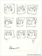 """John Lennon """"Lennon"""" - Limited Edition Print on Paper - Unframed"""