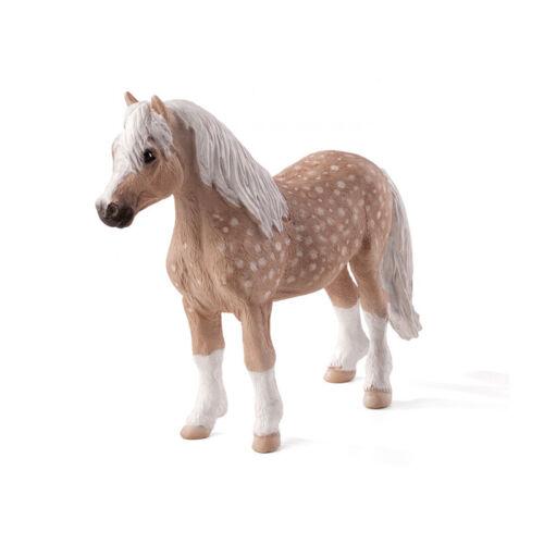 # Legler 387282 Welsh Pony beige caballo personaje dentro del juego de plástico nuevo