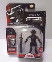 World Of Nintendo Shadow Link Exclusive Figure 4 Legend Of Zelda Series 2-1