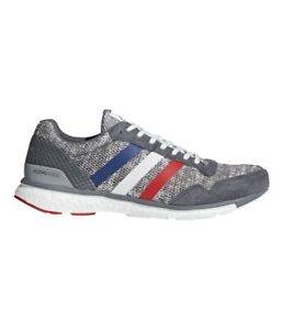 best website b7752 58d6a Details about New Adidas Adizero Adios BOOST 3 AKTIV Running Shoes CP9368  Mens Size 7.5 No Box