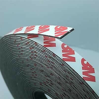 3M Adhesive Magnetic Rubber Tape 1mX10mmX1mm