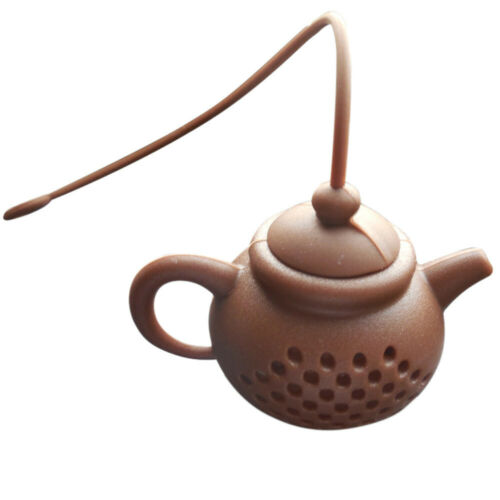 Silicone Tea Infuser Strainer Silicone Tea Bag Leaf Filter Diffuser Tea Brew