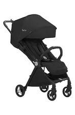 Ebony Silver Cross Jet Ultra Compact Stroller