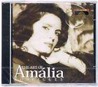 AMALIA RODRIGUEZ THE ART OF CD F.C. SIGILLATO!!!