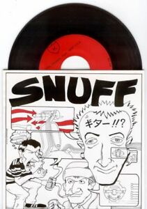 Snuff-034-That-039-s-Fine-034-7-034-OOP-NoFx-Guns-N-039-Wankers-Leatherface