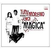 1 of 1 - Tutty Moreno featuring Joyce- Magica- New sealed CD (2006)