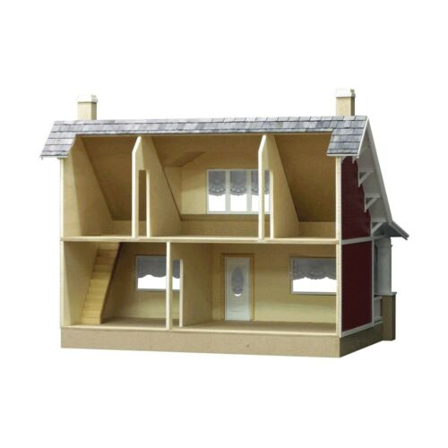 REAL Good Toys Classic BUNGALOW CASA DELLE BAMBOLE KIT