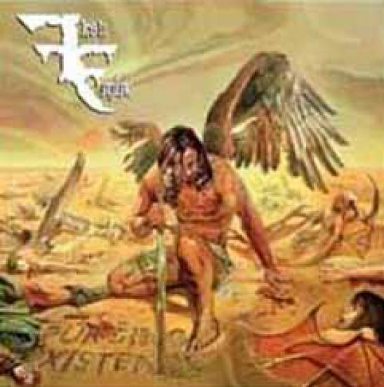 Flesh Engine - Purging Esistenza CD #91308
