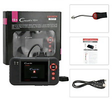 LAUNCH X431 Creader VII+ OBD2 Code Reader Scanner Auto Diagnostic Tool AS CRP123