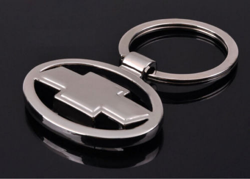 Chevrolet Metal car styling key ring key chain fob holder car accessories