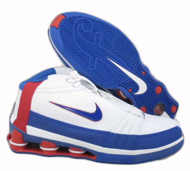 9310c554e806 2005 Nike Shox Vince Carter 4 Sz 15 All Star Game 310379-141 Toronto Raptors