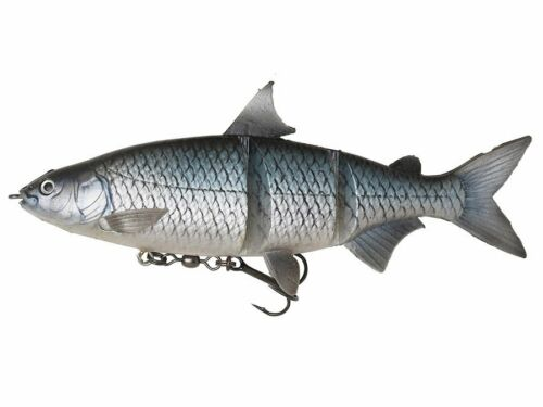 D.A.M EFFZETT Natural Whitefish SL 18cm 62g Slow Sinking Köder Swimbait NEU 2019